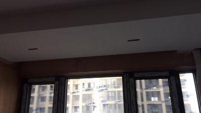 需要量尺和安装电动窗帘电机及轨道 两个单轨 大概3米一个
