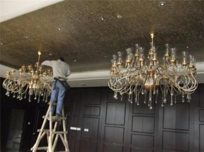 家具灯具安装承接全屋装修建筑装修施工